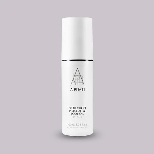 Protection Plus Hair & Body Oil SPF50+