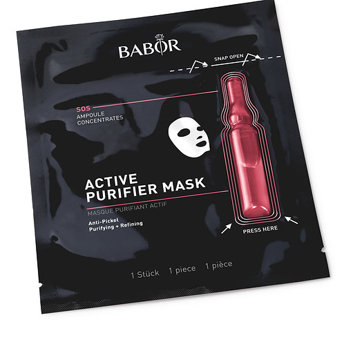 Active Purifier Mask
