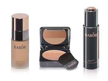Babor face make-up huidstudio leek maris