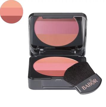 Babor Tri-Colour Blush 02 rose huidstudi