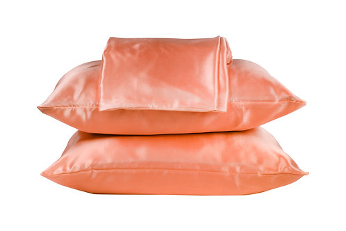 Beauty Pillow Dekbedovertrek set Living Coral 240x200/220 (lits-jumeaux)