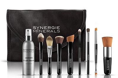 Synergie Skin make-up brushes huidstudio