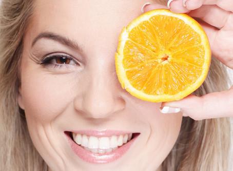 Vitamines en mineralen voor een mooie huid