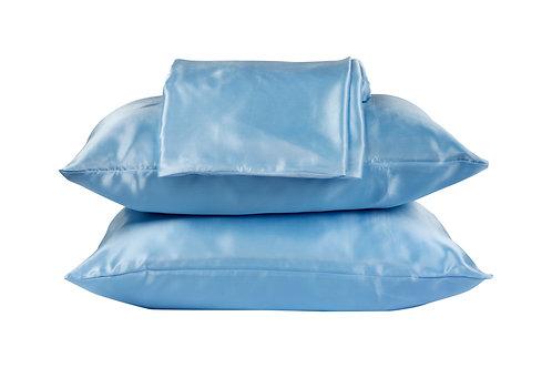 Beauty Pillow Dekbedovertrek set Old Blue 200x200/220 (2-persoons)
