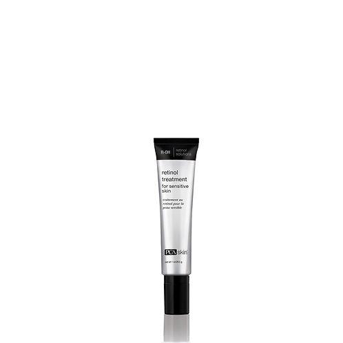 Retinol Treatment for Sensitive Skin