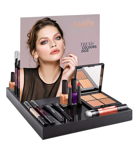 trend make-up babor trend colours age-id