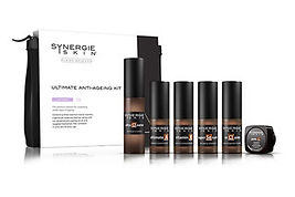synergie skin introductie kits huidverbe