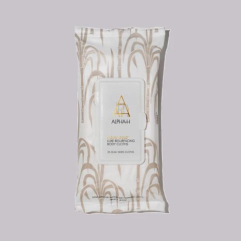 Liquid Gold Luxe Resurfacing Body Cloths