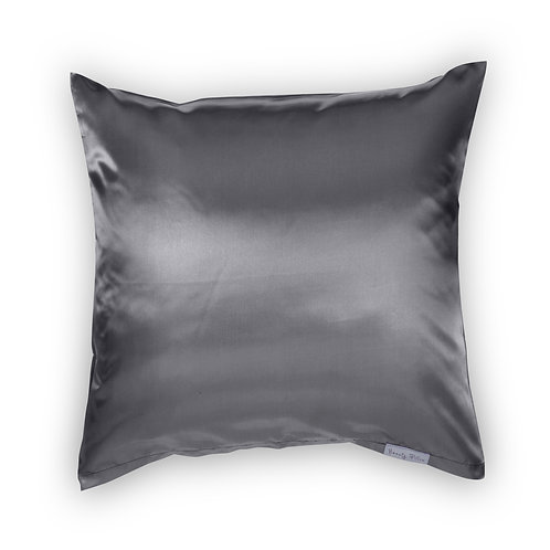 Beauty Pillow kussensloop Antracite 80x80xcm