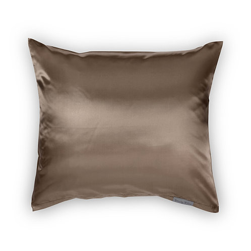 Beauty Pillow kussensloop Taupe 60x70cm