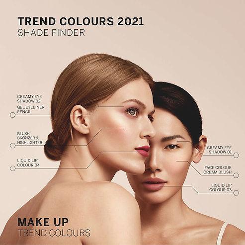 Babor Trendcolours trendkleuren najaar 2021 fall 2021 huidstudio leek marisa dost huidstra