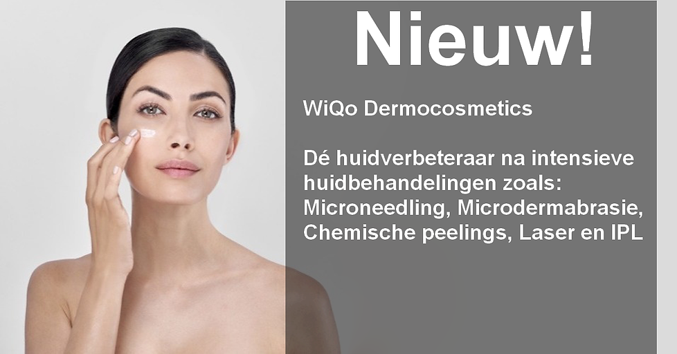 Kopie van menu wiqo dermocosmetics huids