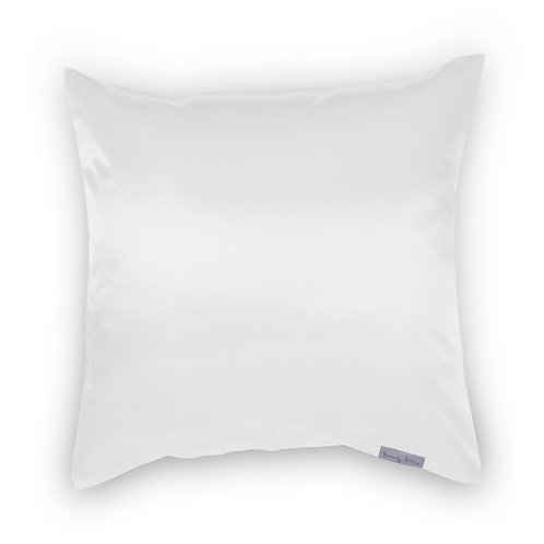 Beauty Pillow kussensloop White 80x80xcm