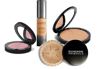 Synergie Skin face make-up huidstudio le