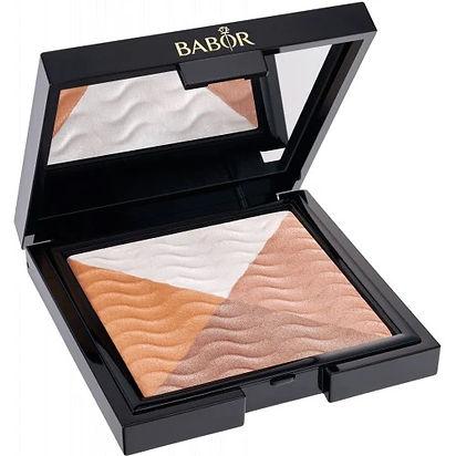 babor Sun Bronzer face powder highlights