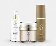 Alpha-H-huidverbetering huidstudio leek
