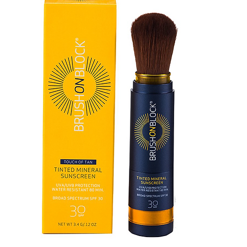 Brush on Block Touch of Tan SPF 30
