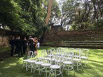 Sunken Garden UWA; Perth Wedding Venue; Perth Pop Up Wedding; DIY Wedding
