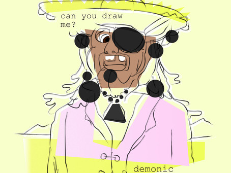 Album Review: Can You Draw Me? | Demonic Sweaters