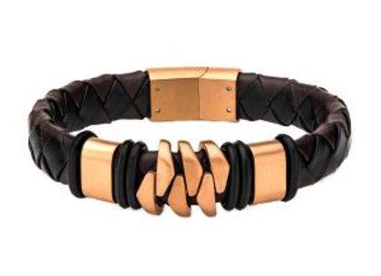 Leather Bohemian Bracelet