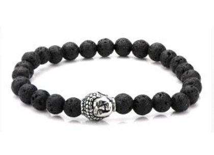 Bead Buddha Bracelet