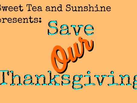 Save Thanksgiving!!!