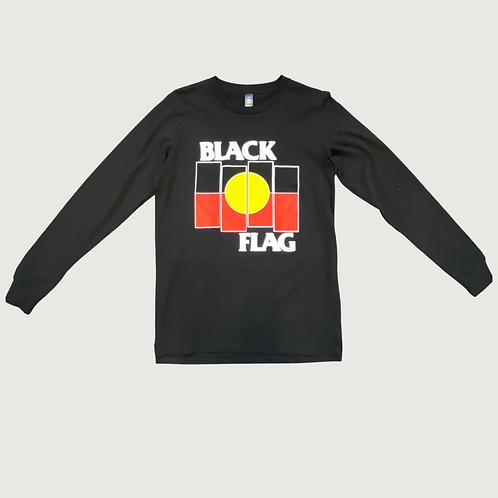 Black Flag Long Sleeve
