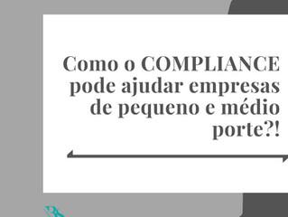 Compliance aplicado às empresas de pequeno e médio porte.