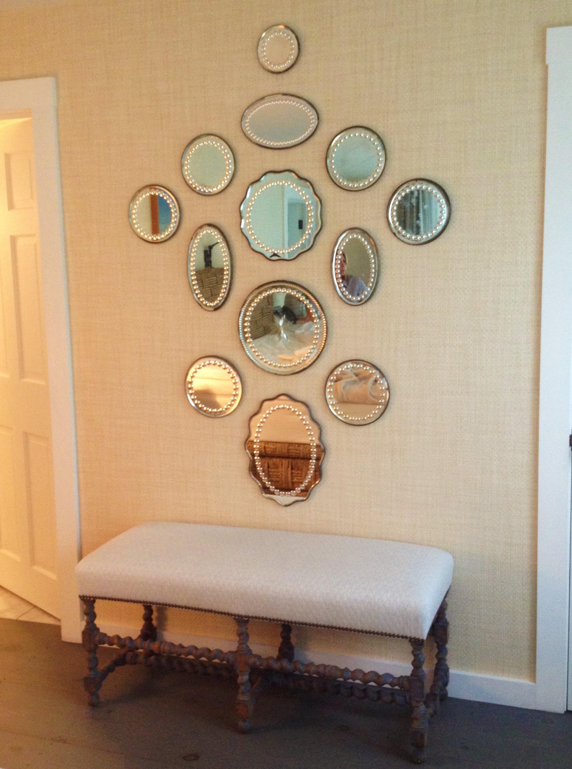 Victorian Mirrors I