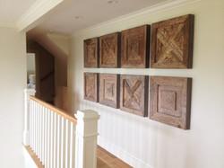 Wooden Wall Sculpture