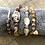 Thumbnail: Assorted Jasper set of 4 Braclets