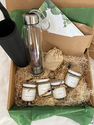 Water Bottle Gift Box