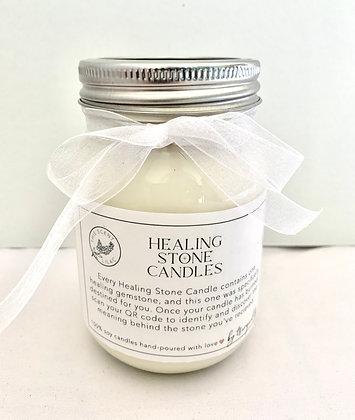 16oz Glass Jar Candle