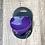 Thumbnail: Purple Agate Phone Grip