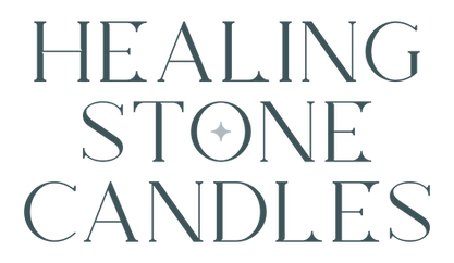 HEALING STONE CANDLES