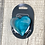 Thumbnail: Teal Agate Phone Grip