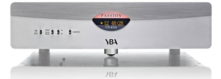 YBA PASSION CD430 CD PLAYER