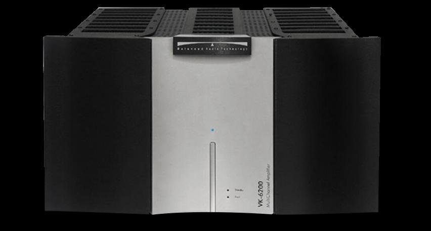 BALANCED AUDIO TECHNOLOGY VK-6200 POWER AMPLIFIER
