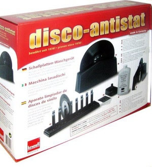 KNOSTI DISCO-ANTISTAT RECORD CLEANING KIT
