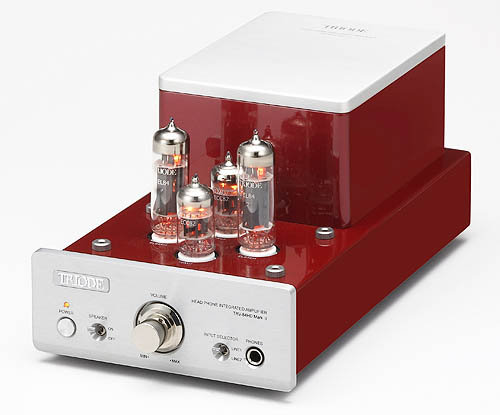 TRIODE TRV-84HD MARK 2 VALVE SPEAKER OUTPUT HEADPHONE AMPLIFIER