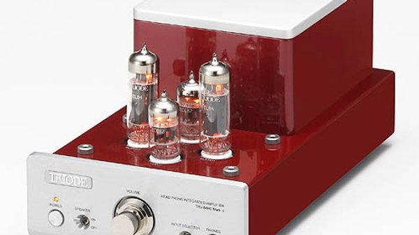 TRIODE TRV-84HD MARK 2 VALVE SPEAKER OUTPUT HEADPHONE AMPLIFIER