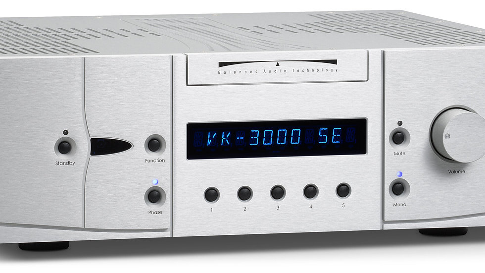 BALANCED AUDIO TECHNOLOGY VK-3000SE Integrated Amplifier