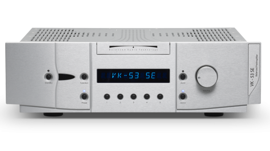 BALANCED AUDIO TECHNOLOGY VK-53SE Preamplifier