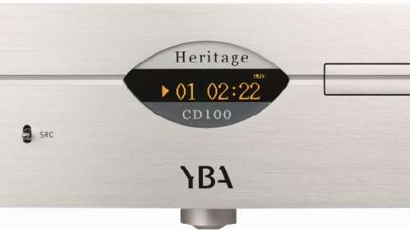 YBA HERITAGE CD100 CD PLAYER