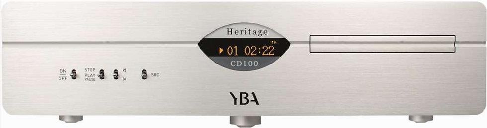 YBA HERITAGE CD100 CD PLAYER
