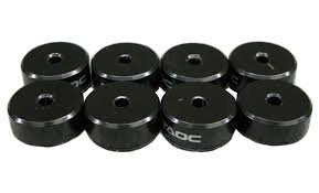 TAOC TITE-13GS HIGH-CARBON CAST-IRON INSULATOR (8 PIECE)