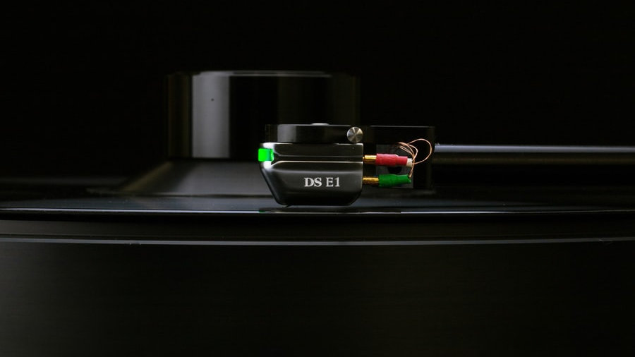DS AUDIO DS-E1 OPTICAL PHONO WITH EQ