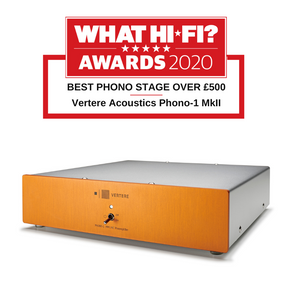 What Hifi Awards 2020 Winners