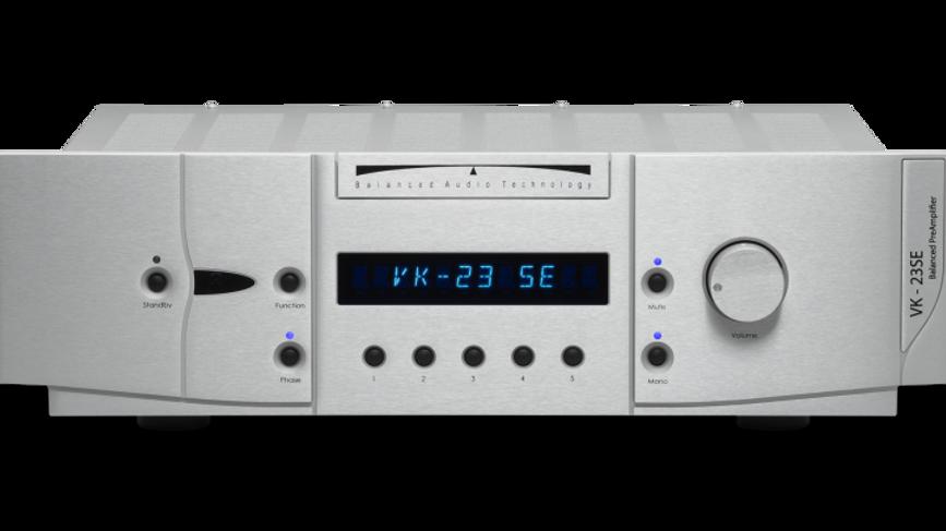 BALANCED AUDIO TECHNOLOGY VK-23SE Preamplifier