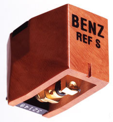 BENZ MICRO REFERENCE S MC PHONO CARTRIDGE